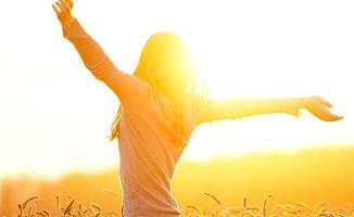 D vitamini için günde 20 dakika yeter