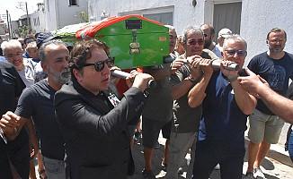 Fazil Say'ın annesi Ayşe Gürgün Say'ın cenazesi toprağa verildi