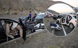 Feci Kazada 7 Kişi Hayatını Kaybetti