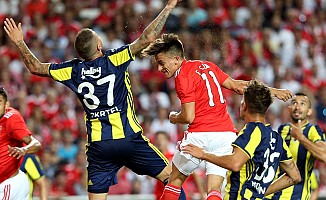 Fenerbahçe, Benfica ile karşılaşacak! 11'ler belli oldu