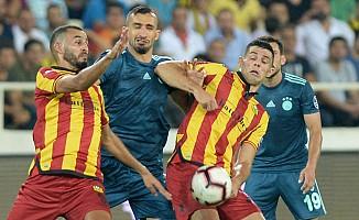 Fenerbahçe'ye, Malatya Dersi