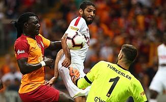 Galatasaray, Göztepe'ye Puan Vermedi