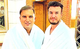 Hacca giden Mustafa Ceceli, sevenlerine seslendi