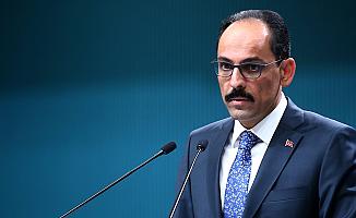 İbrahim Kalın: Türk ekonomisindeki normalleşme daha da güçlenecek