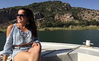 İngiliz turist rotayı Türkiye'ye çevirdi
