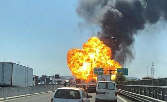 İtalya'da havalimanı yakınlarında büyük patlama