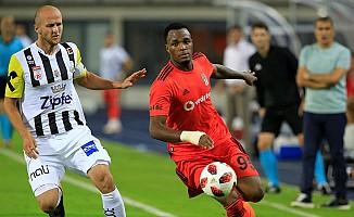 LASK Linz'e karşı kaybeden Beşiktaş play-off turunda