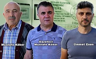 """MEDAŞ Önce Kayıtları Sildi, Sonra Vatandaşı """"Hırsız"""" Tuttu"""