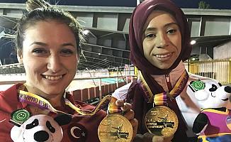 Para Atletizmde  Avrupa'den İki Altın