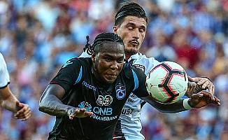 Tnabzonspor, Cagliari ile golsüz beraberliğe razı oldu