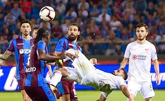 Trabzonspor Sezonun İlk Galibiyetini Aldı