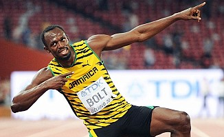 Usain Bolt, futbolculuk kariyeri için Avustralya'da