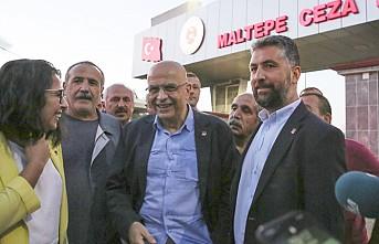 CHP'li Enis Berberoğlu tahliye edildi