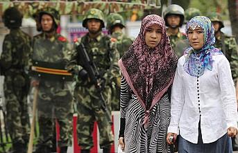 """Çin'den Uygurlara ''sistematik insan hakları ihlali"""""""