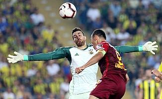 Fenerbahçe'ye Kayserispor Darbesi