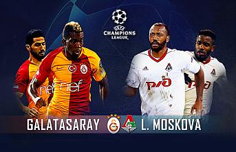 Galatasaray, Avrupa'da 272. maçına çıkıyor