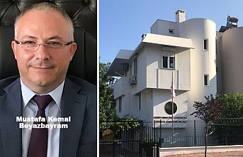 KKTC Antalya Başkonsolosluğu Hizmete Girdi