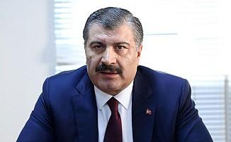 """Sağlık Bakanı Koca'dan """"şarbon"""" açıklaması"""