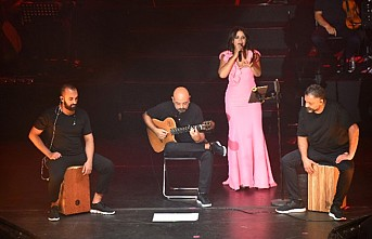Ünlü şarkıcı Zara, ölümden döndü