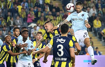 Fenerbahçe, Medipol Başakşehir maçında gol sesi gelmedi