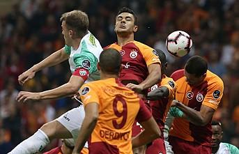 Galatasaray Konuk Ettiği Bursa Karşısında Zorlandı