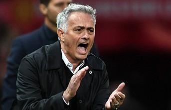Jose Mourinho, 1 Maç Ceza Aldı
