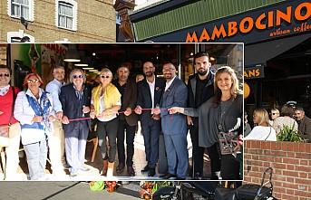 Mambocino Caffe Zinciri Londra'da Büyüyor
