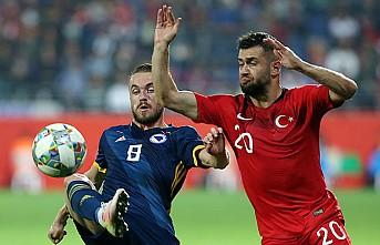 Türkiye, Bosna Hersek Maçında Gol Yok