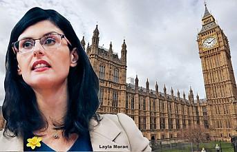 İngiltere'nin Filistin'i tanınması için yasa tasarısı parlamentoda