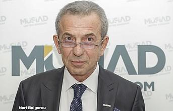 MÜSİAD UK Başkanı Bulgurcu istifa etti