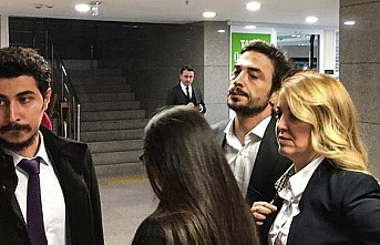Oyuncu Ahmet Kural ifade için adliyede