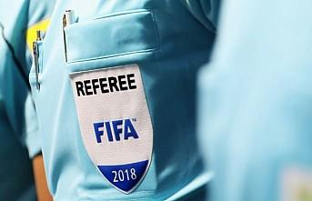 FIFA kokartı takacak Türk hakemler belli oldu