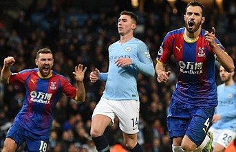 Manchester City evinde kaybetti