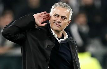 Mourinho, otelinden '500 bin sterlinlik faturayla' çıkış yaptı