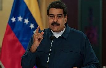 Avrupa'dan Venezuela Devlet Başkanı Maduro'ya 8 gün süre