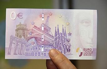 Avrupa Merkez Bankası 'Atatürk Portreli Euro' Bastı