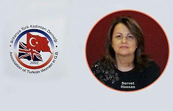 Britanya Türk Kadınları Derneği'ne Yeni Başkan