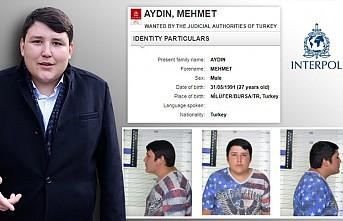 Çiftlik Bank firarisi Mehmet Aydın INTERPOL listesinde