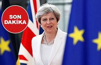 İngiliz hükümeti Brexit için AB'den yeniden müzakere istedi