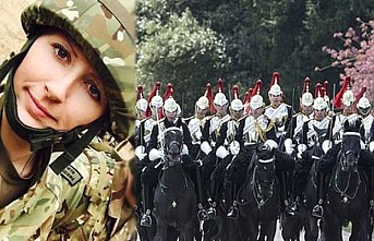 İngiliz kadın asker, komutanına cinsel saldırıda bulundu