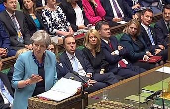 İngiliz parlamentosu Brexit seçeneklerine ayar verdi