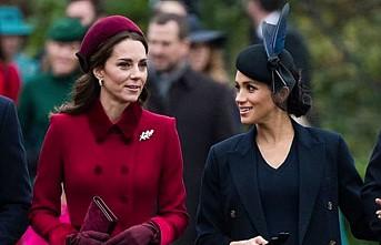 Kate Middleton, Meghan Markle ve Prens Harry'i doğum gününe davet etmedi