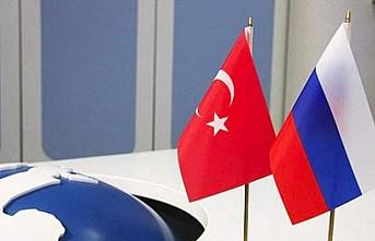 Rusya'da Türk heyetinin 'Suriye' mesaisi