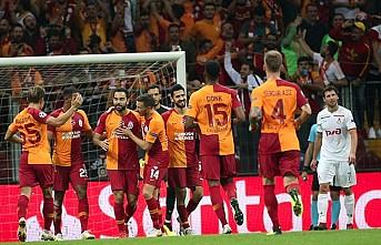Galatasaray Avrupa'da 279. maçına çıkıyor