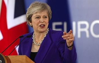 Theresa May'den Brexit Sözü!