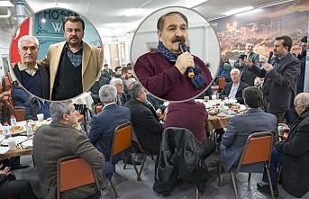 Londra'daki Karahasanlılar, Erkoç ve Şahballı'yı konuk etti