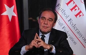 TFF Başkanı Demirören istifa etti
