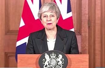 Başbakan Theresa May'den parlamentoya Brexit suçlaması