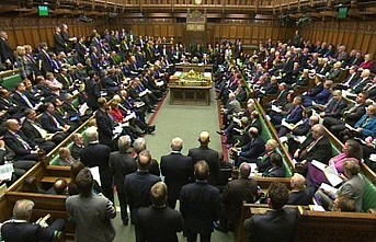 """Brexit Bakanlığından Parlamentoya """"Aklınızı Başınıza Alın"""" Çağrısı"""