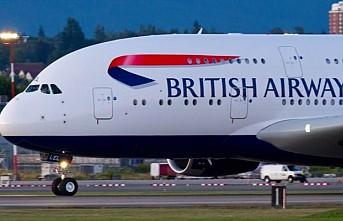 British Airways'in Düsseldorf uçağı yanlışlıkla Edinburgh'a indi
